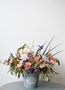 Flower Garden Bucket