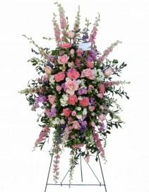 Flower Garden Easel
