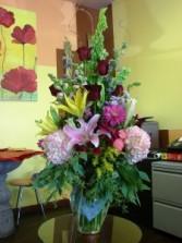 Flower Jazz Exclusive mix flowers