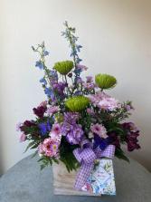 Flower Lover's Garden Box