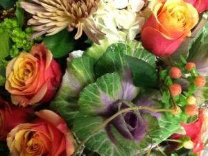 Fall Flower Mix Designers Choice in Fairfield, CT | Blossoms at Dailey's Flower Shop