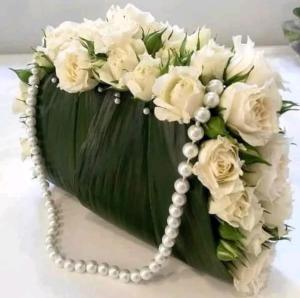 Flower Purse Heavenly Florist Original  in Ozone Park, NY | Heavenly Florist