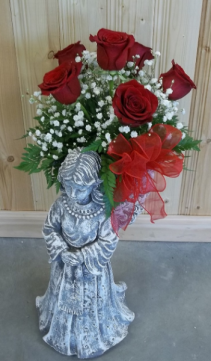 Flower Pot Angel