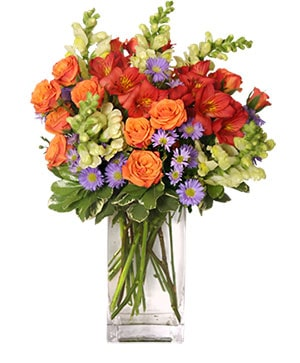FLOWER POWER! Floral Arrangement in Ozone Park, NY | Heavenly Florist