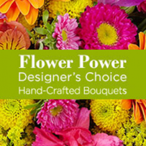 Flower Power House Specialty Arrangement Fresh Floral Arrangement