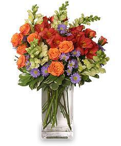 FLOWER POWER Vase Arrangement