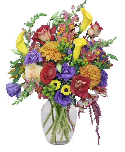 FLOWER STILL LIFE Arrangement