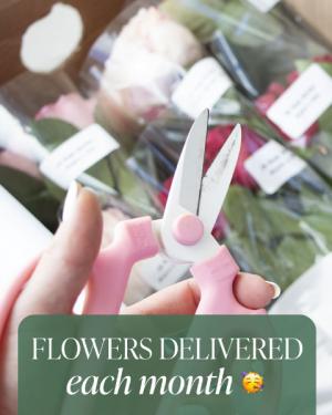 Flower Subscription Flower Arrangement in Du Bois, PA | BRADY STREET FLORIST