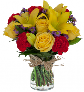 Flower Wonder Arrangement