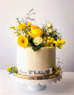 Flowering Cakes  in Boca Raton, FL | Flowers of Boca