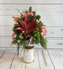 Flowers & Candles (Winter Edition)