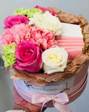 Flowers & Chocolate Assorted Flowers in Sparta, NJ | Bluet Flower Co.