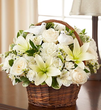 Peace,Prayers &Blessing Flowers for home