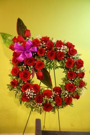 Flowers for service Garden of Roses