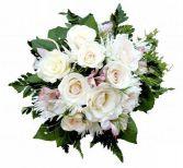 Flowers & Greens Bouquet Wedding Bouquet