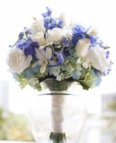 Flowers of Beauty Wedding Bouquet