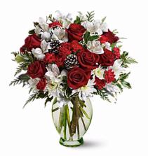 Flowers of Holly Arrangement