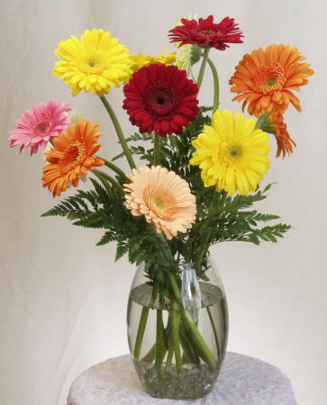 "Flowers of the Week ""Designer"" Bouquet Three Month Subscription"