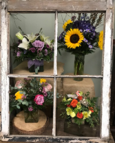 Flowers seasonal, bi- monthly & monthly SUBSCRIPTIONS