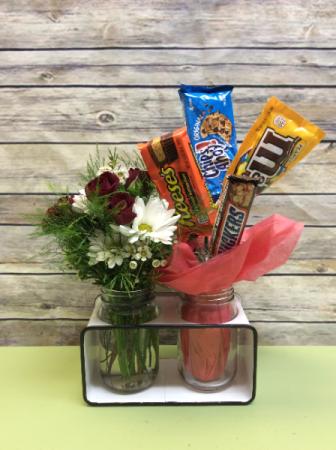 Flowers & Sweet Treats