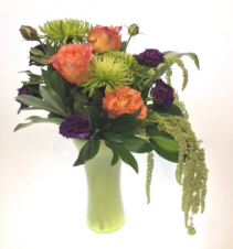 Flowers with Flair Vase Arrangement