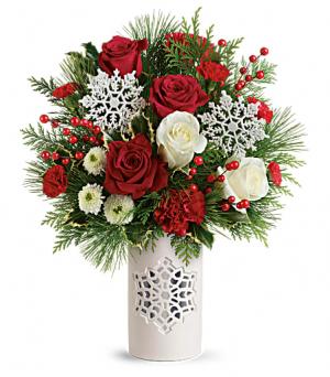 Flurry of Elegance  in Fort Collins, CO | D'ee Angelic Rose Florist