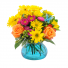 Sunshine of Spring Vase Arrangement