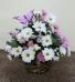 Fluttering Butterfly Basket FHF-M02 Fresh Flower Arrangement