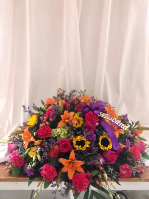 Fond Farewell Funeral in Medfield, MA | Lovell's Florist, Greenhouse & Nursery