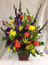 S100 - Fond Memories Arrangement