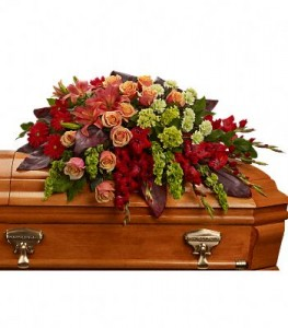 Fond Memories of you Casket