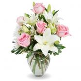 Fond Memories  Vase Arrangement