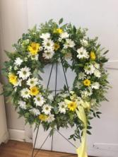 Fond Memories Wreath
