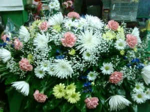 Fondest Memories Casket Spray in Bethany, OK | MC CLURE'S FLOWERS & GIFTS