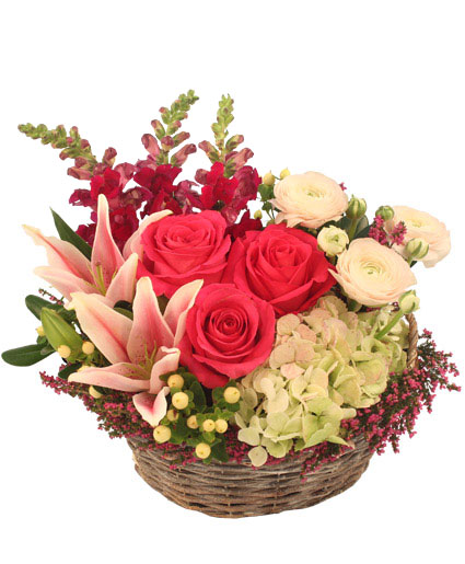 Fondness Bouquet in Hudson Oaks TX Nanas Place Flowers and Gifts