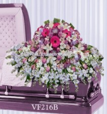 Fondness Casket Spray Casket Spray Flowers