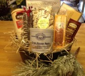 Food basket Gift Basket
