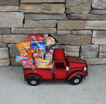 Food Truck  Gift Basket