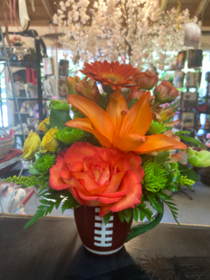 Football dad mug :-)  in Long Beach, MS | LOIS FLOWER SHOP