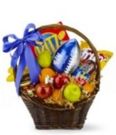 Football Lover Basket Gift basket
