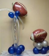Football trophy Centerpiece