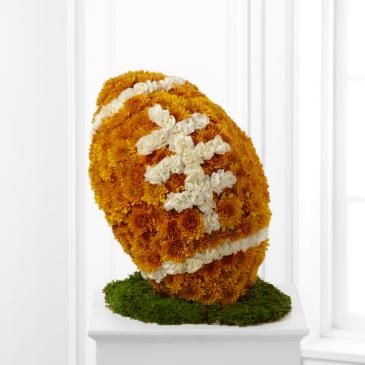Football Wreath Custom Made