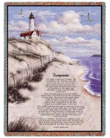 Footprints Lighthouse BAF-015