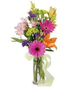 for all you do bud vase