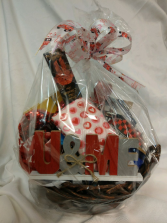 For Him Basket Arrangement