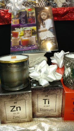 For Men Gypsy Wick Candles  Gifts
