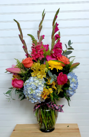 For Mom Arrangement Exclusively at Mom & Pops