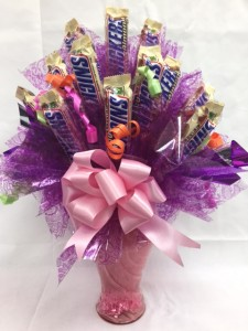 For Mom Candy Bouquet