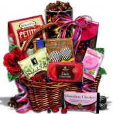 For My Valentine Gourmet Gift Basket