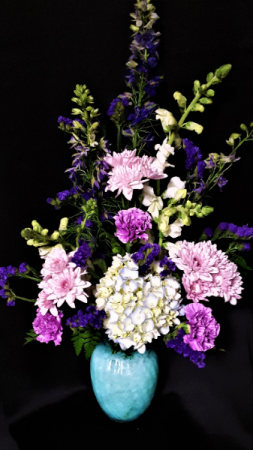 For that someone special  vase arrangement